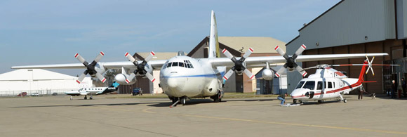 C-130H and Firewatch 76