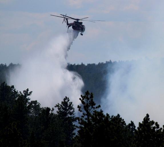 Draw Fire, Air Crane,
