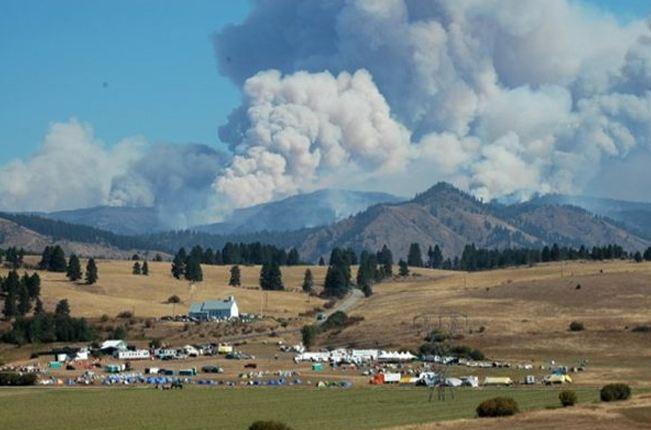 Central Washington Fire,