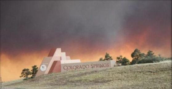 Report released on Colorado Springs' Waldo Canyon Fire