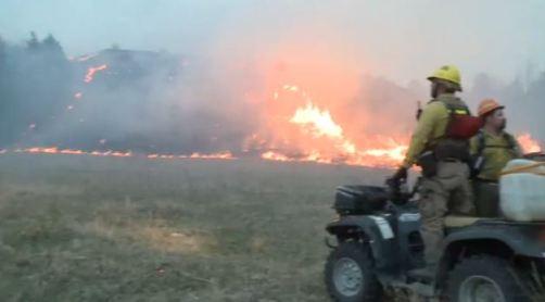Nebraska Rx fire academy