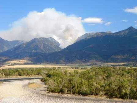 Pine Creek Fire