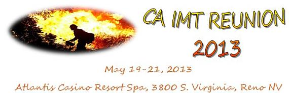California incident management teams reunion