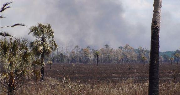 Huckabee Fire