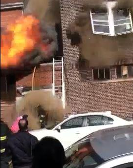 Smoke Explosion, New Jersey