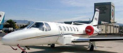USFS IR aircraft, Cessna Citation Bravo