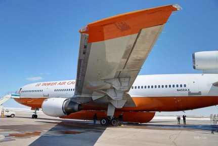 DC-10 air tanker activated