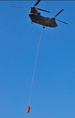 Chinook, carrying up to 2000 gallons
