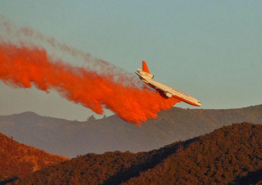 T-912 Silverado Fire