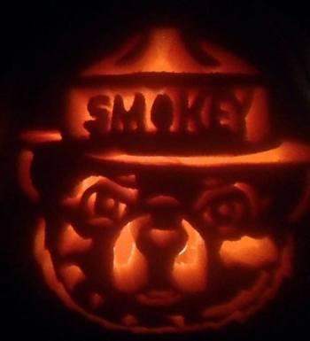 Smokey Jack O'Lantern