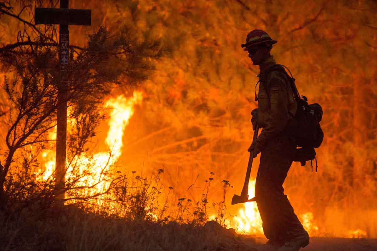 Los Angeles Times op ed on reforming wildfire funding