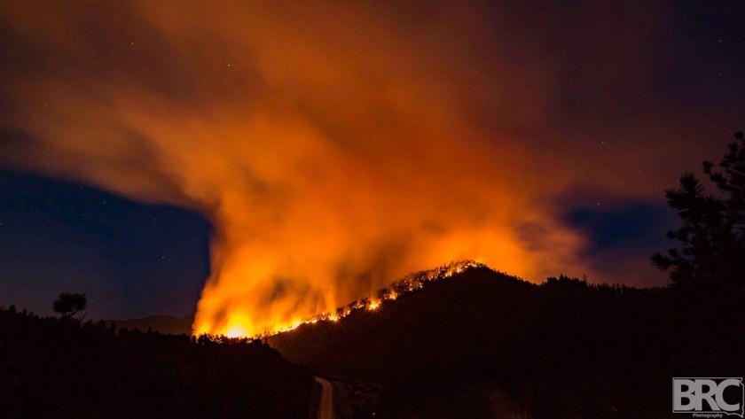 Storm Hill Fire