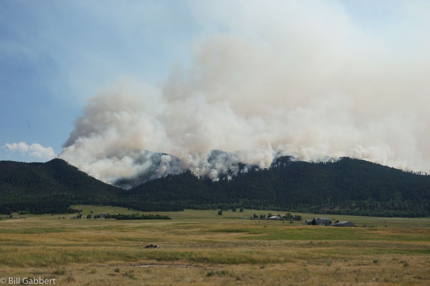 Crow Peak Fire