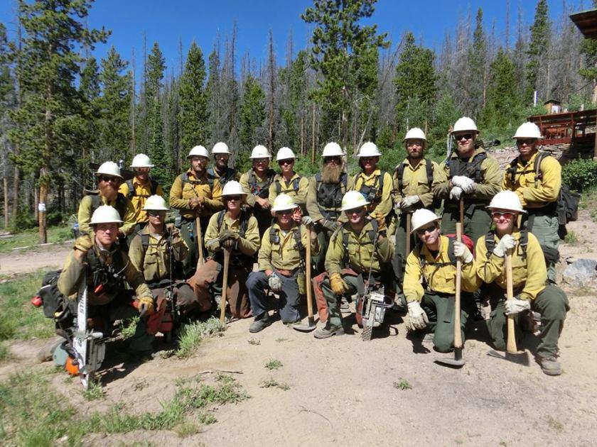 Mid-Plains Interagency Hand Crew