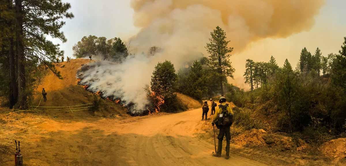 Updates on three California fires, Soberanes, Chimney, and Rey