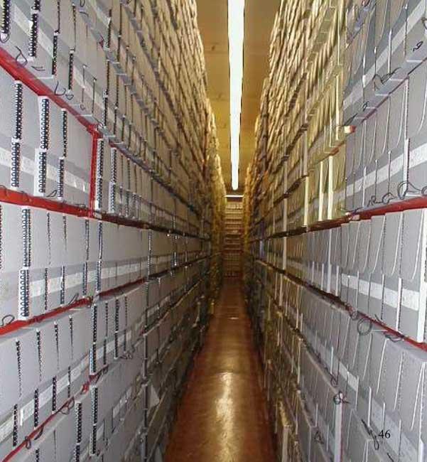 records archive