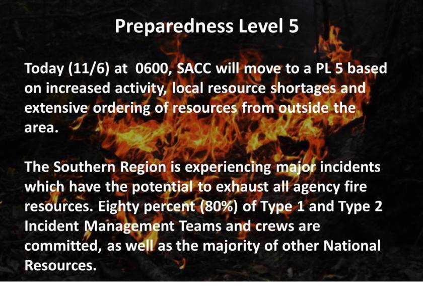 southern area planning level 5