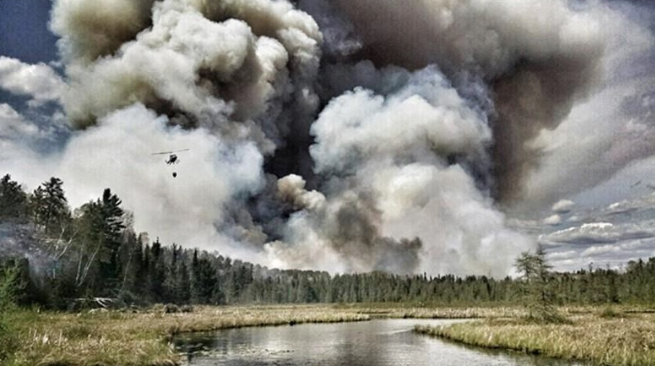 Report released on escaped prescribed fire in northern Minnesota