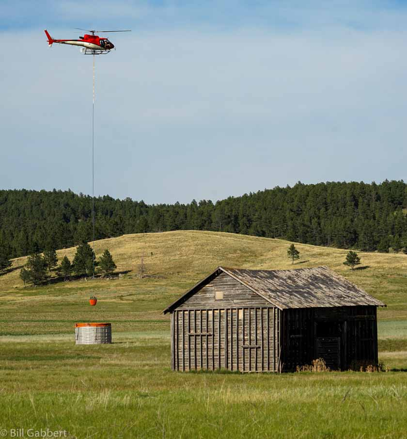 heliwell helicopter