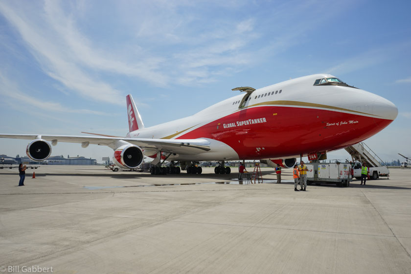 747 Supertanker Santiago Chile