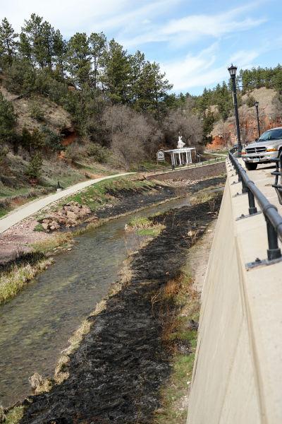 Fall River prescribed fire