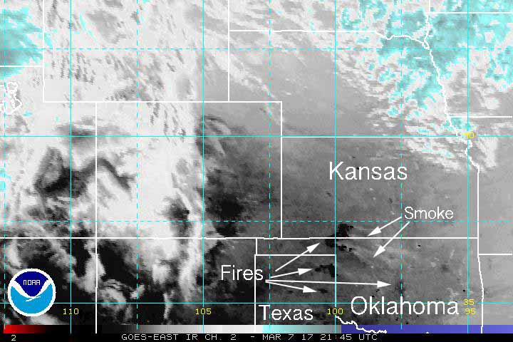 map wildfires kansas oklahoma