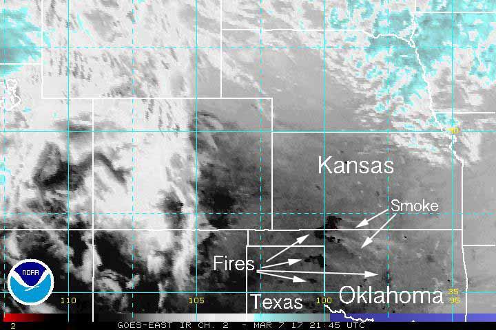 map wildfires kansas oklahoma