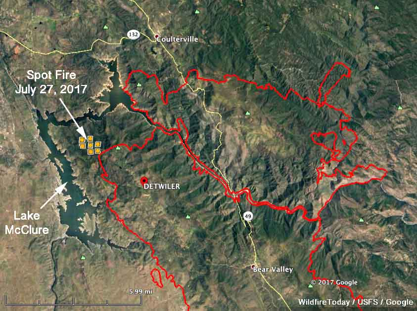 Detwiler Fire Archives Wildfire Today
