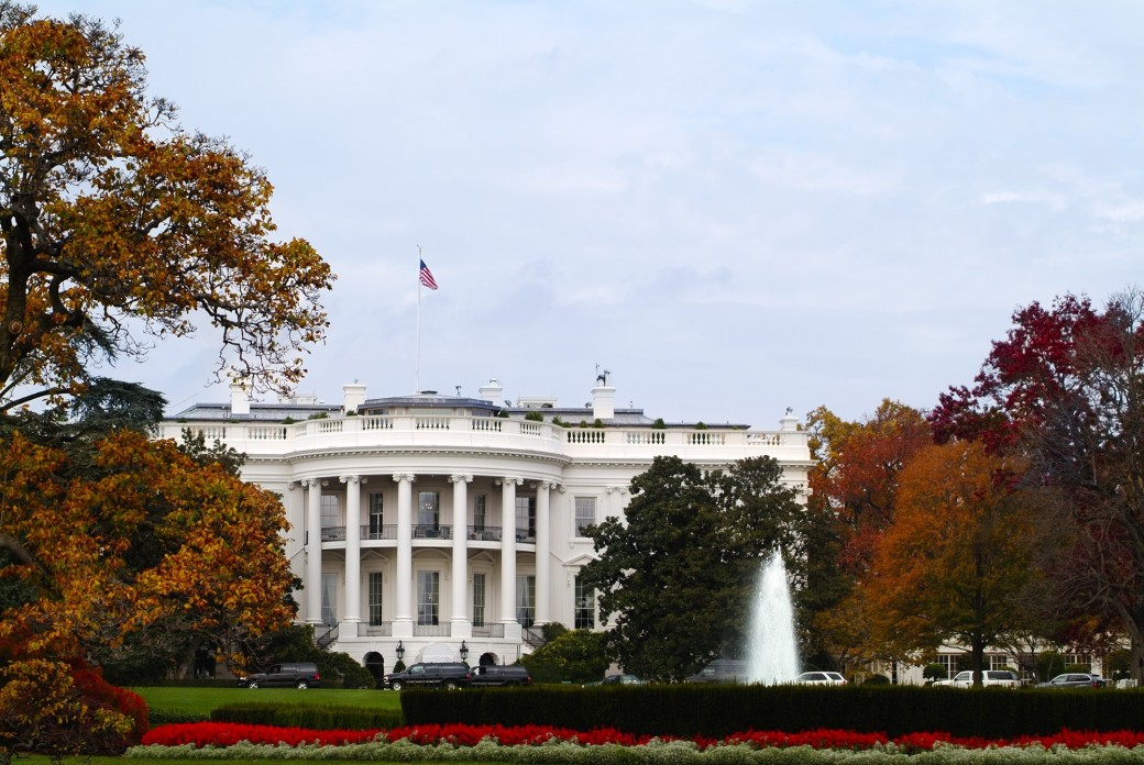 Hazardous Tree On The White House Lawn Wildfire Today