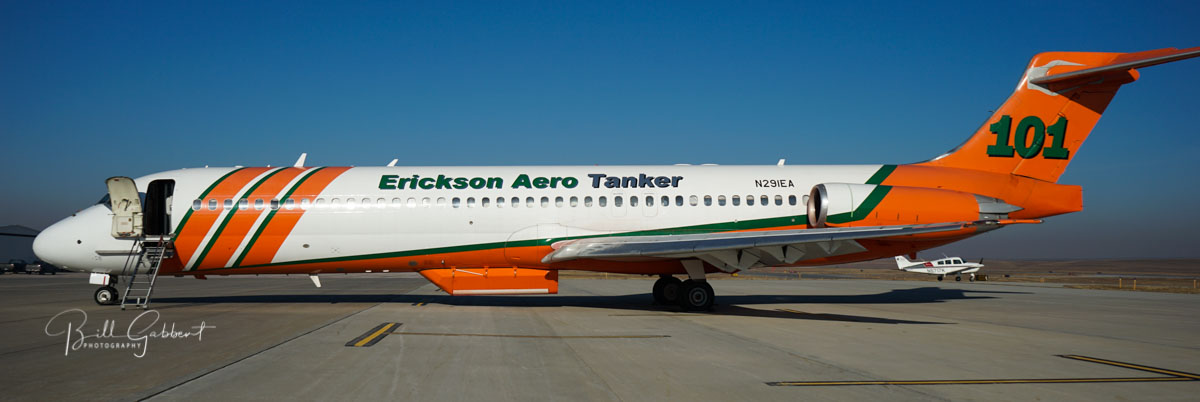 Cuts in numbers of air tankers could result in the use of more expensive CWN aircraft
