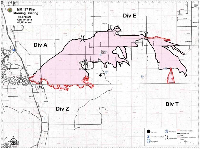 Map 117 Fire