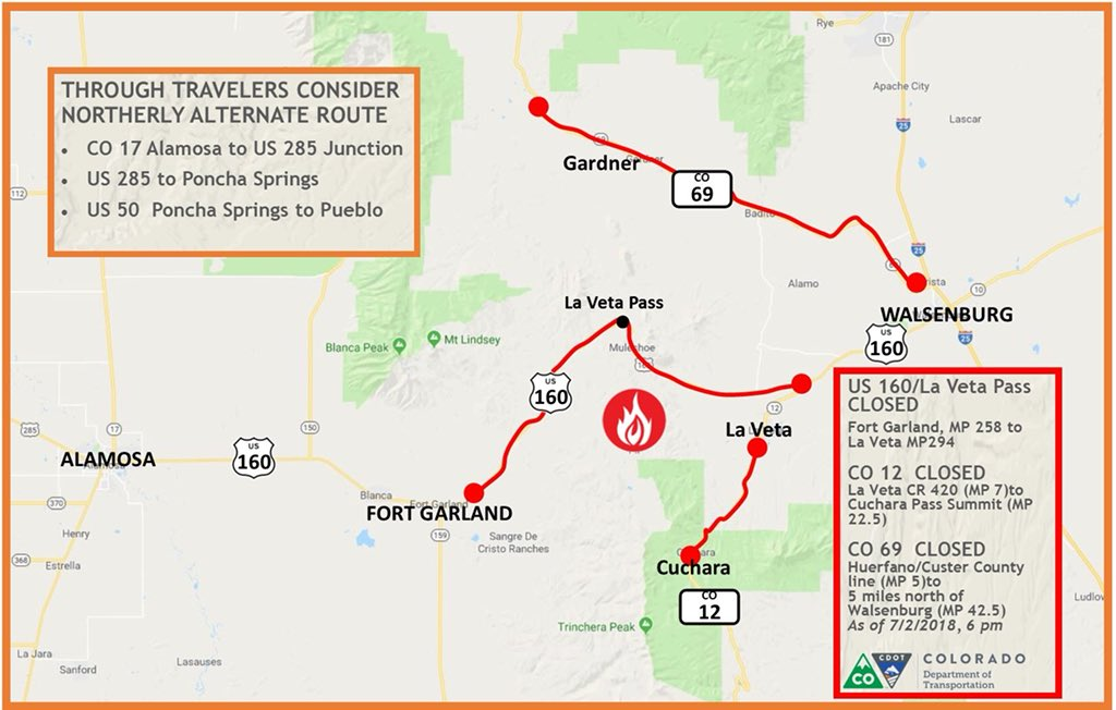 Spring Creek Fire Archives Wildfire Today