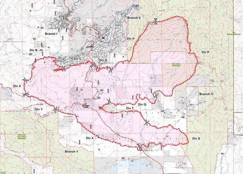 map Cranston Fire