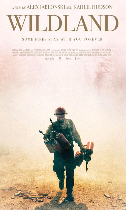 Wildland movie poster firefighters