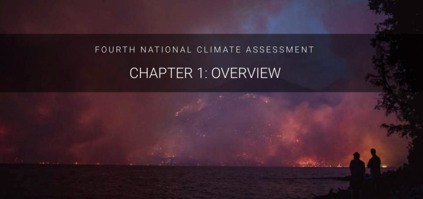Climate assessment overview