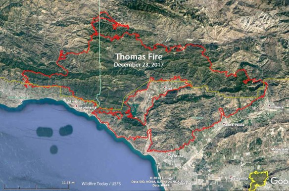 Wildfire Today News And Opinion About Wildland Fire