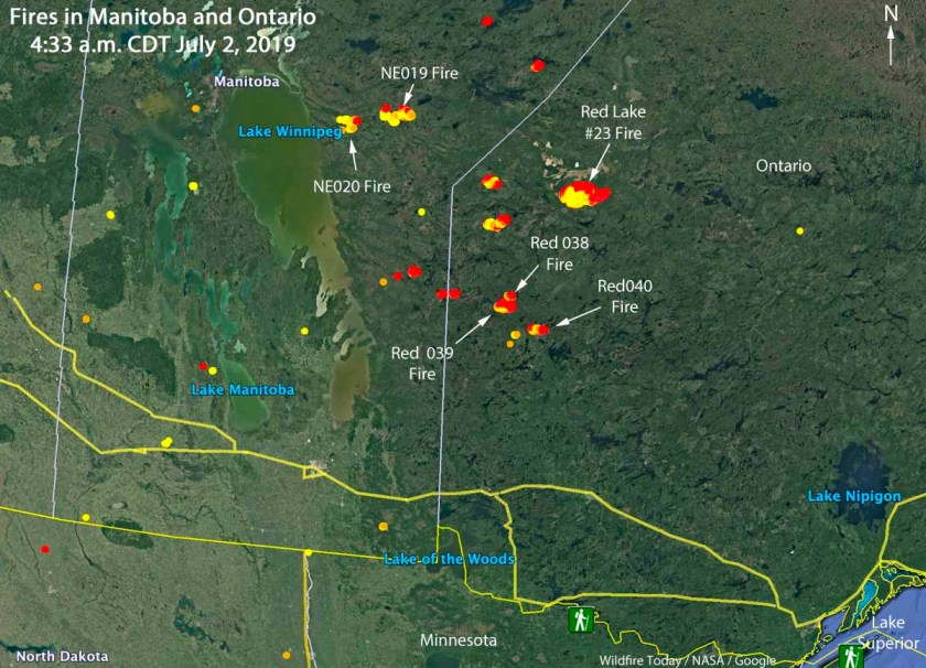 Fill In Map Of Canada.Canada Archives Wildfire Today