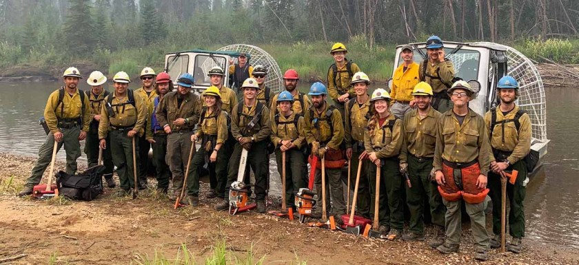 South Idaho Hotshots