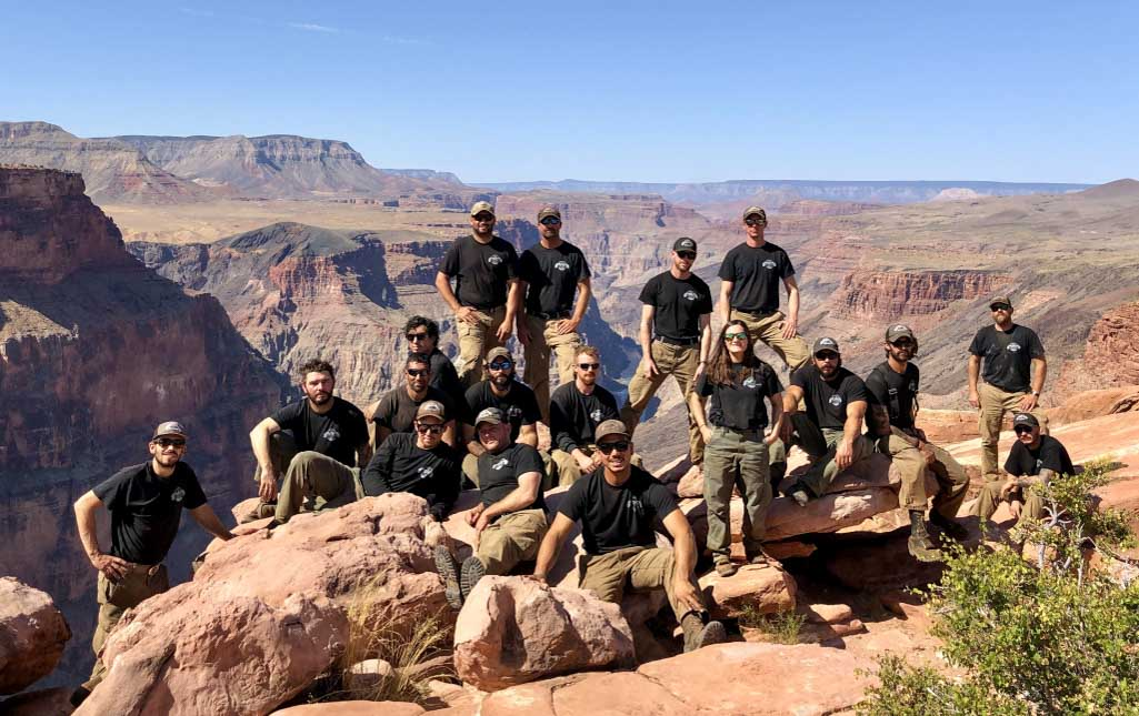 Veteran-focused BLM crew in Arizona certified as a Hotshot Crew