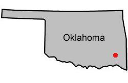 Oklahoma Map Entrapment