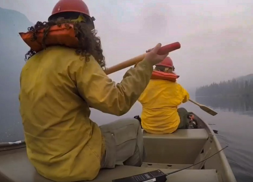 Firefighting Alaska