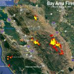Lightning Ignites Fires In San Francisco Bay Area Wildfire Today