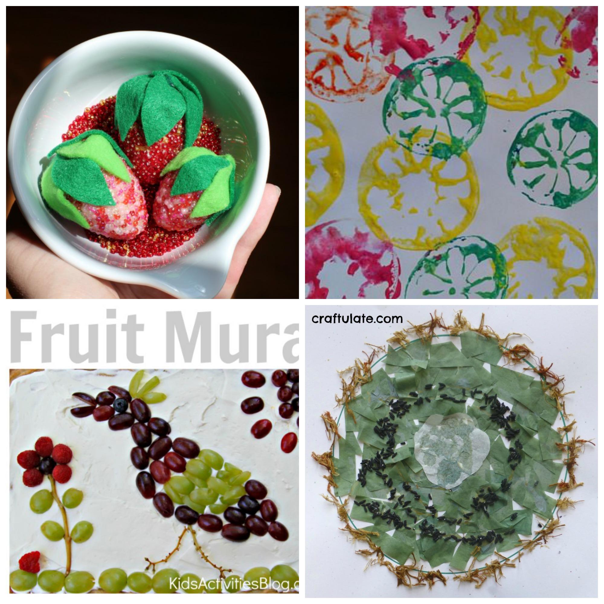 21 Fruit Activities For Kids