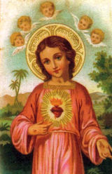 June – Month of the Sacred Heart – A Craft