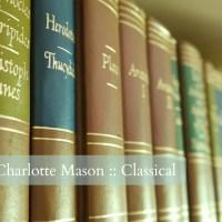 Charlotte Mason :: Classical