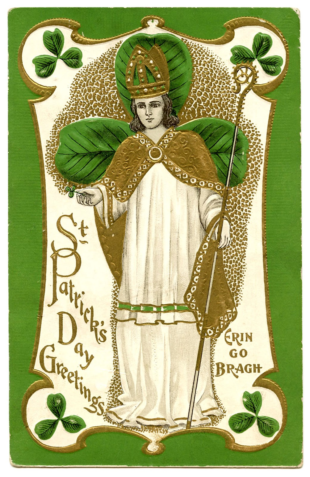 St Patrick S Feast Day Craft