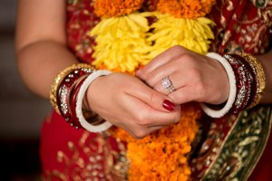 Vibrant Nashville Indian Wedding Flowers