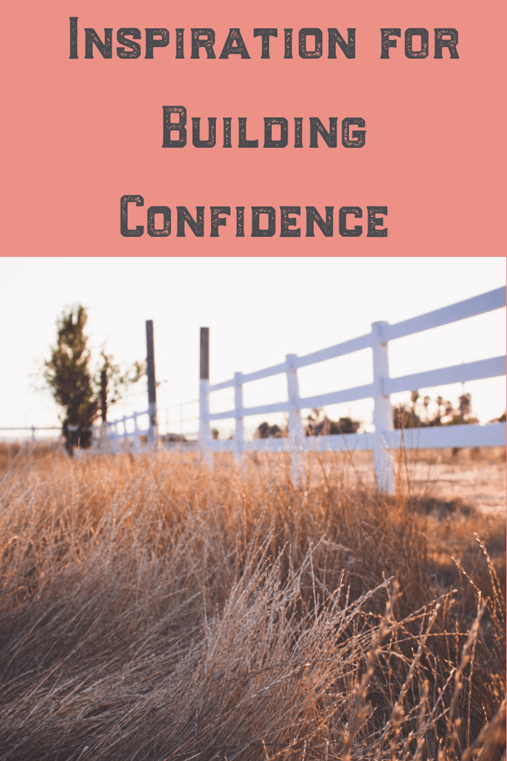 Inspiration for building confidence and chasing your dreams! #inspiration #confidence #dream #believe