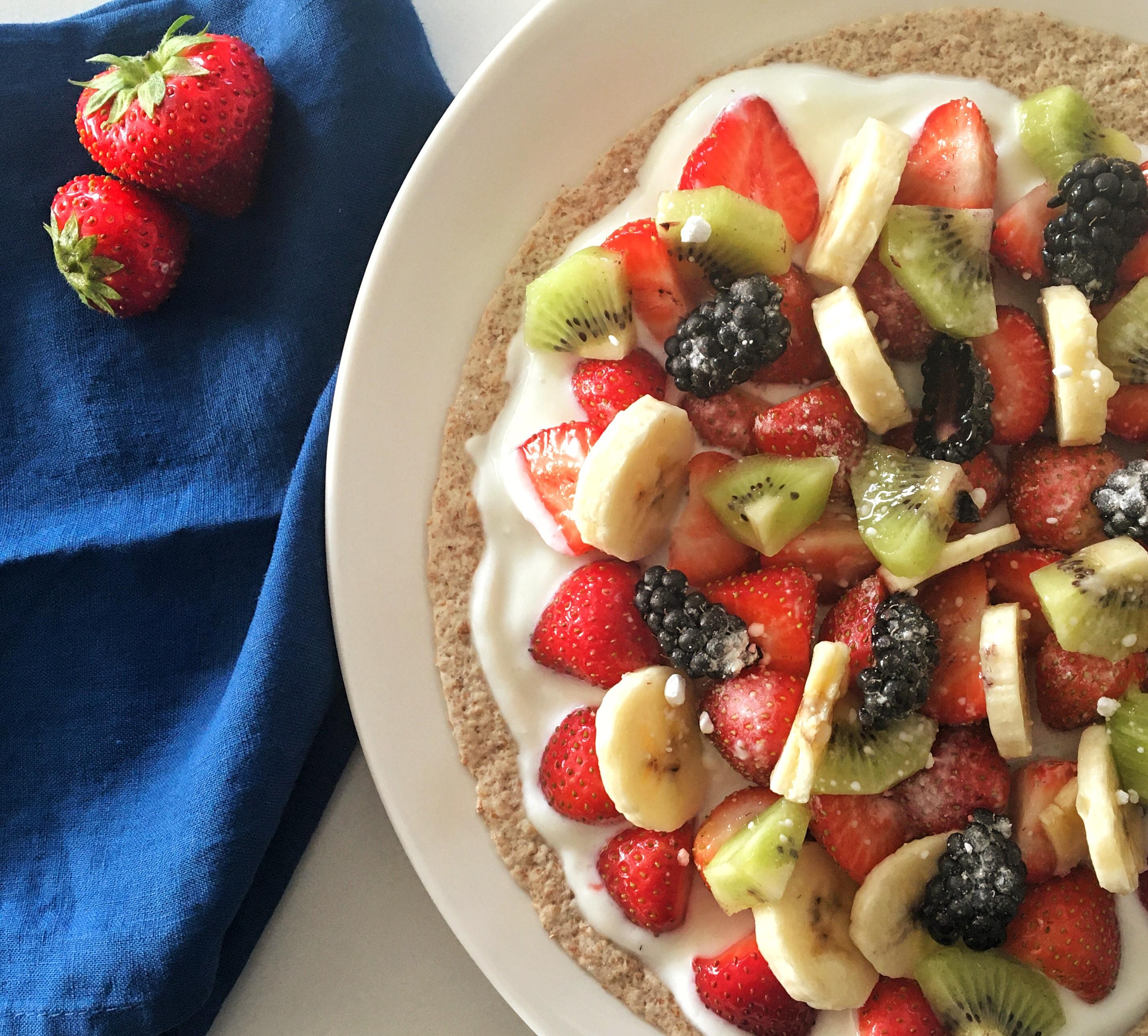 Fruitwrap ( die je niet hoeft te wrappen)