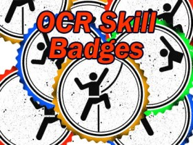 Kids OCR Skill Badges